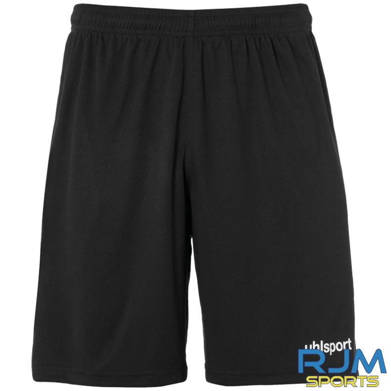 Milton FC Uhlsport Centre Basic Shorts Black/White