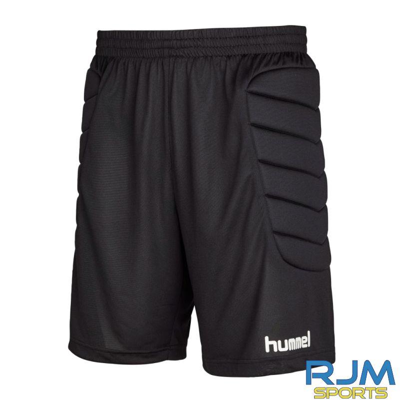 Syngenta Juveniles Hummel Essential GK Home Shorts Black