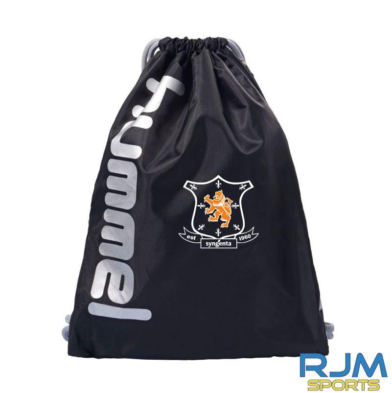 Syngenta Juveniles Hummel Authentic Charge Gym Bag Black