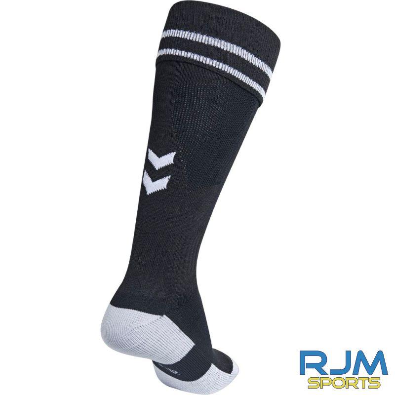 Syngenta Juveniles Hummel Element Football GK Home Socks Black