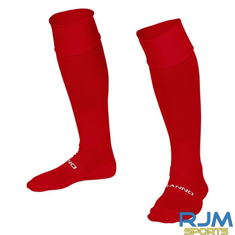Winchburgh Albion Stanno Park Socks Red