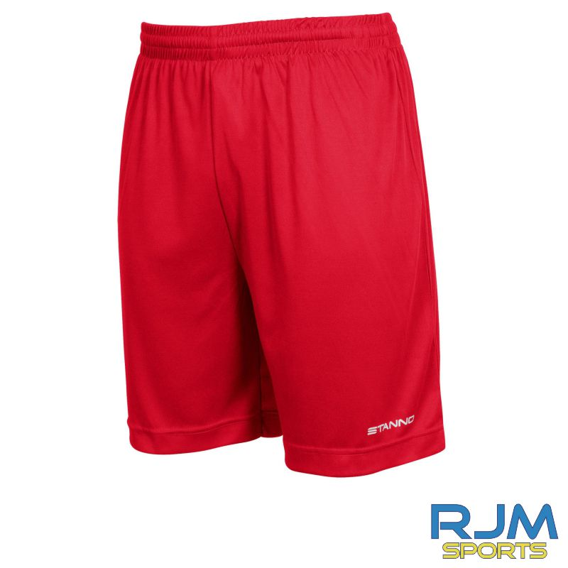Braehead FC Stanno Field Shorts Red