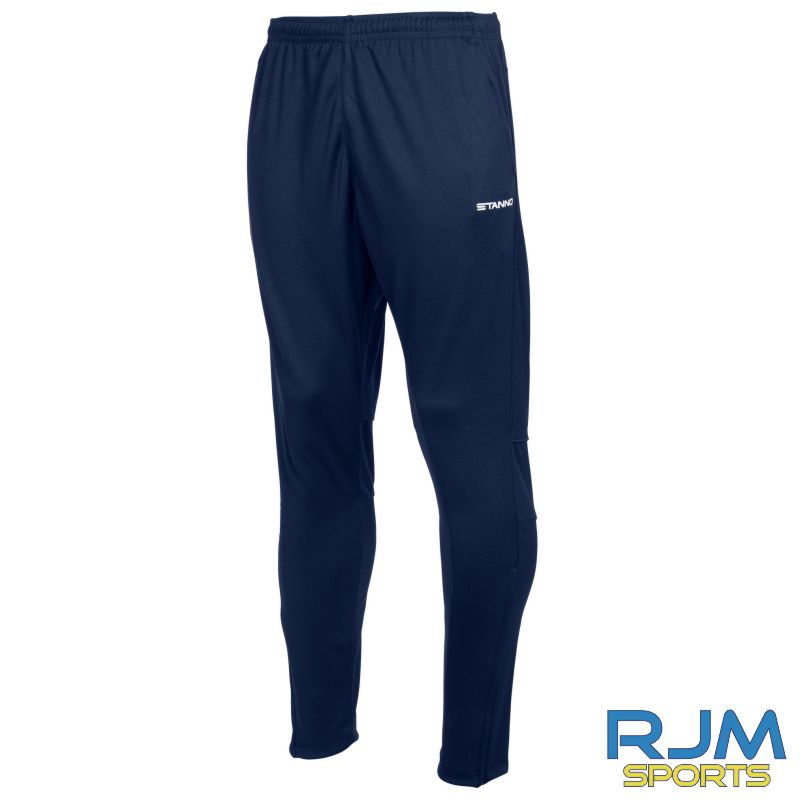 Braehead FC Stanno Centro Fitted Training Pants Navy