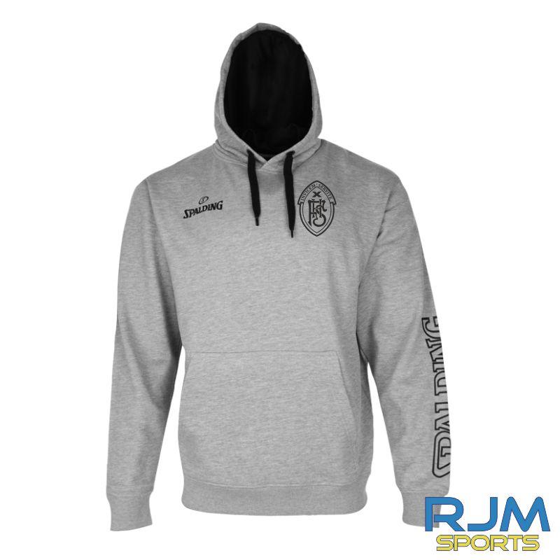 FHS Spalding Team II Hoody Grey Melange