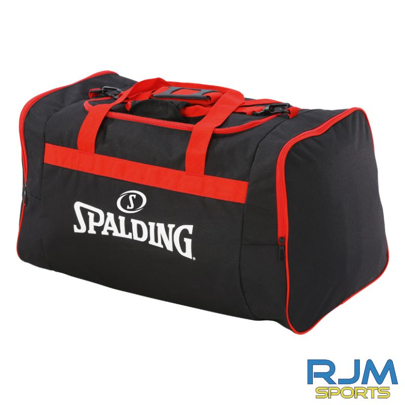 FHS Spalding Team Bag Large Black Red