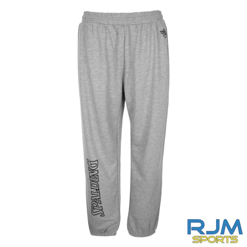 FHS Spalding Team II Long Pants Grey Melange