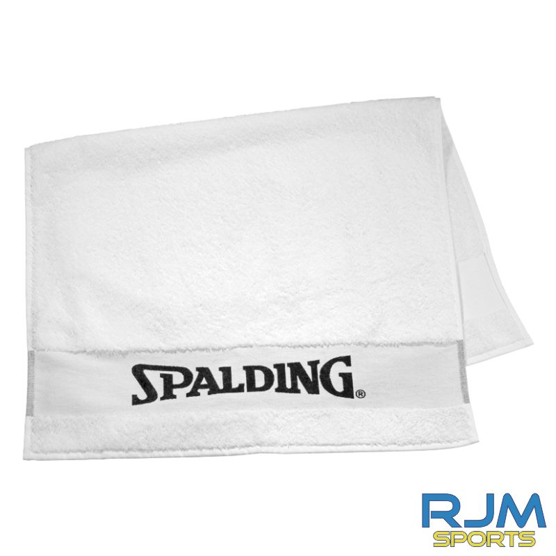 FHS Spalding Bench Towel White