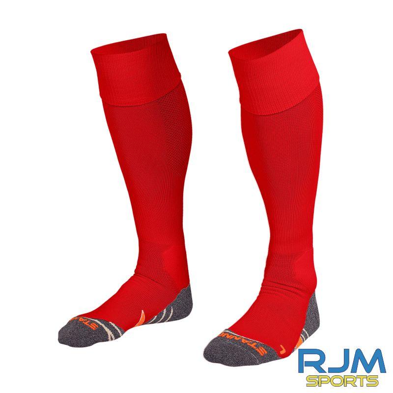 Garnkirk Community FC Stanno Away Uni II Sock Red