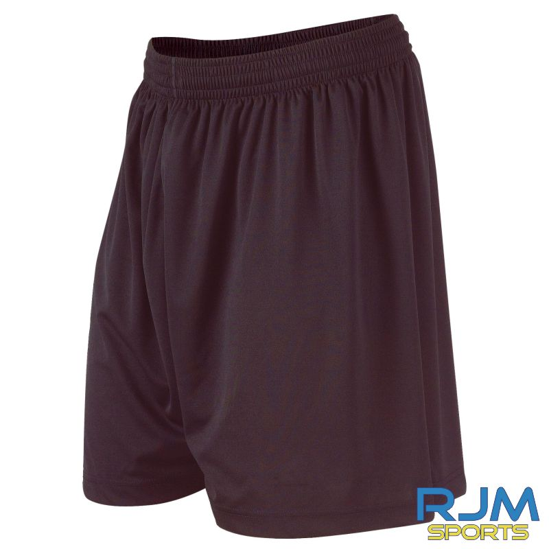 Garnkirk Community FC Mitre Prime II Shorts Black
