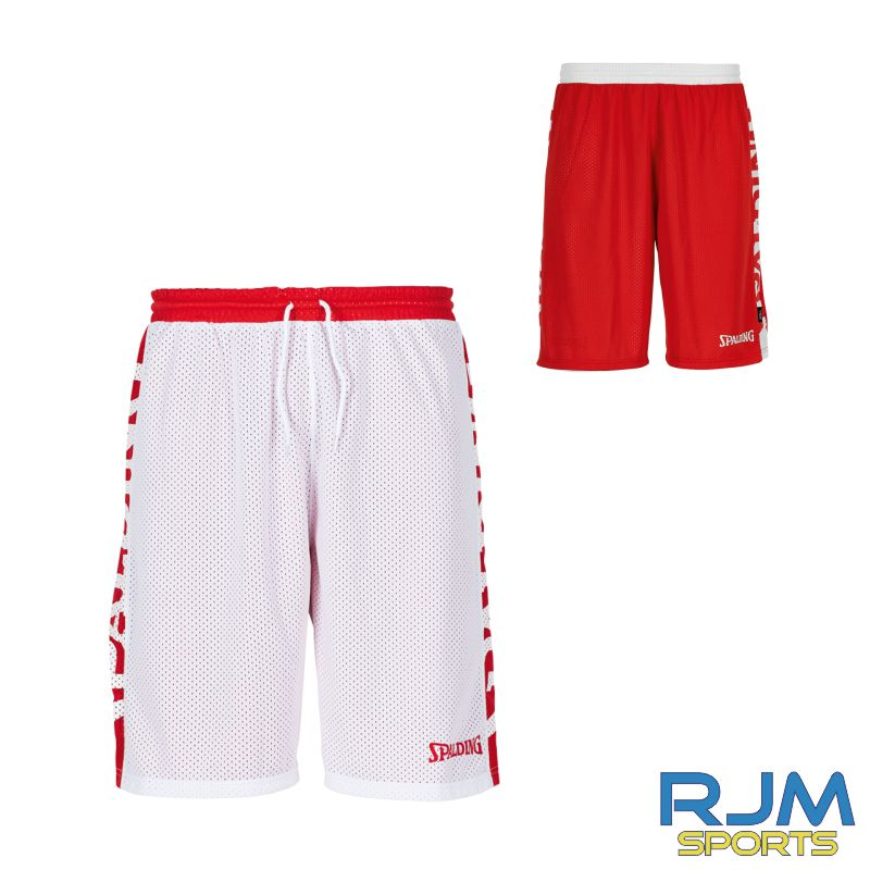 Falkirk Fury Spalding Essential Reversible Shorts Red/White