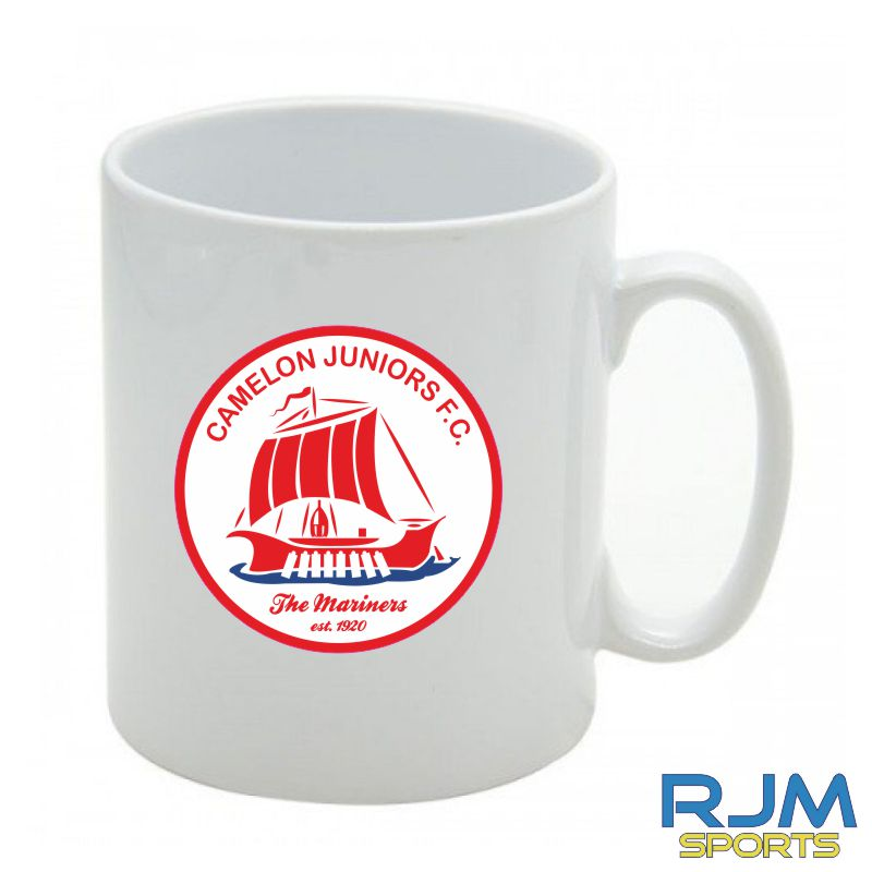 Camelon Juniors FC Mug White