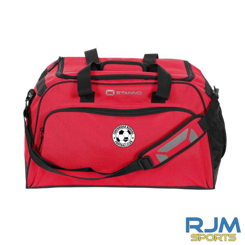 Coatbridge Rovers FC Stanno Merano Sports Bag Red