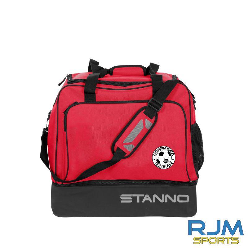 Coatbridge Rovers FC Stanno Pro Bag Prime Red