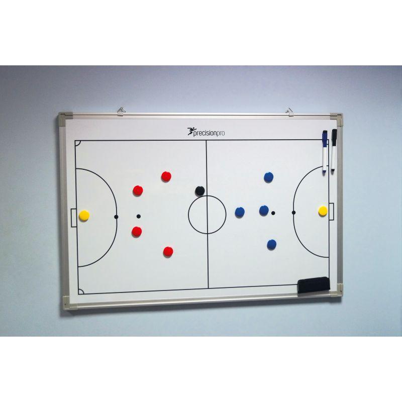 Precision Futsal Tactics Board 90x60cm