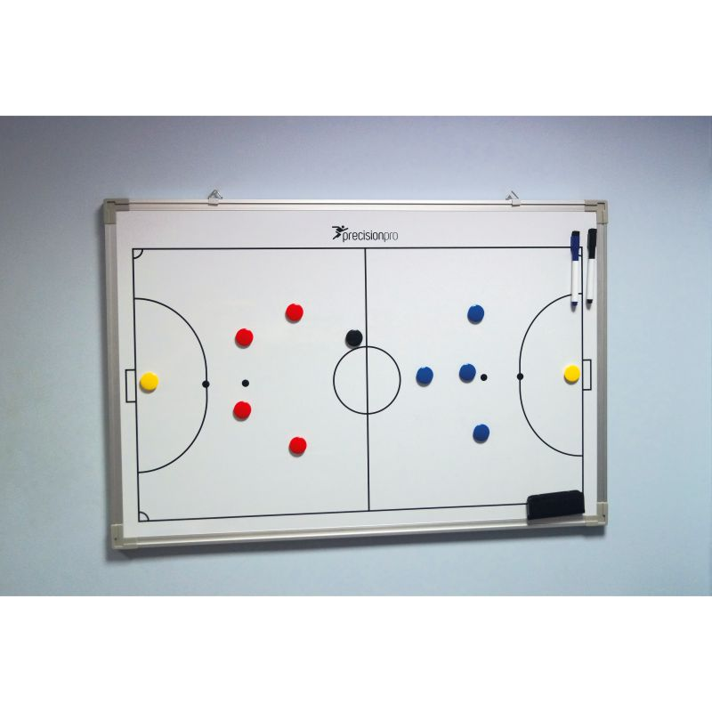 Precision Futsal Tactics Board 30x45cm