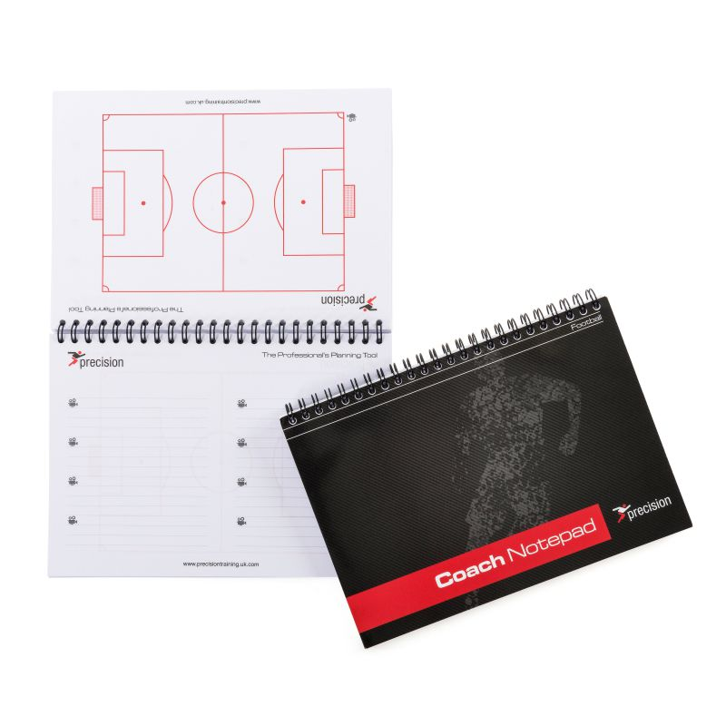 Precision A6 Coaches Notepad