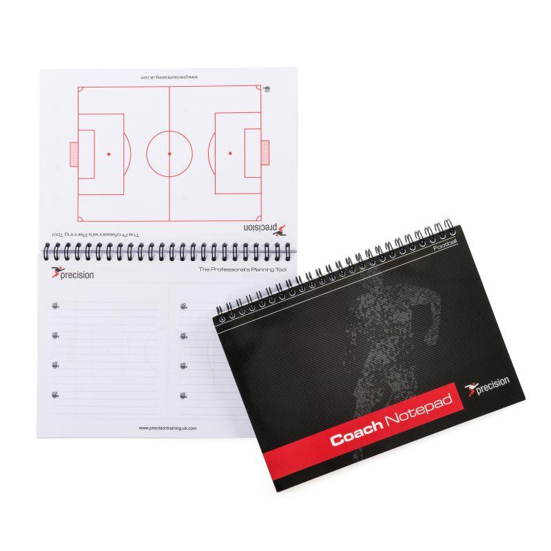 Precision A6 Coaches Notepad