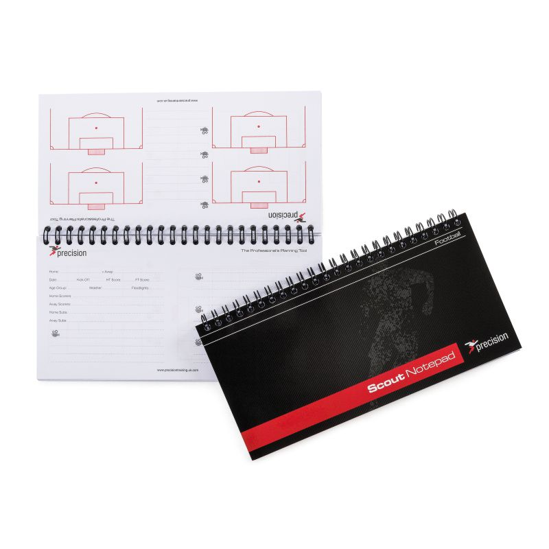 Precision A5 Slimline Scouts Notepad