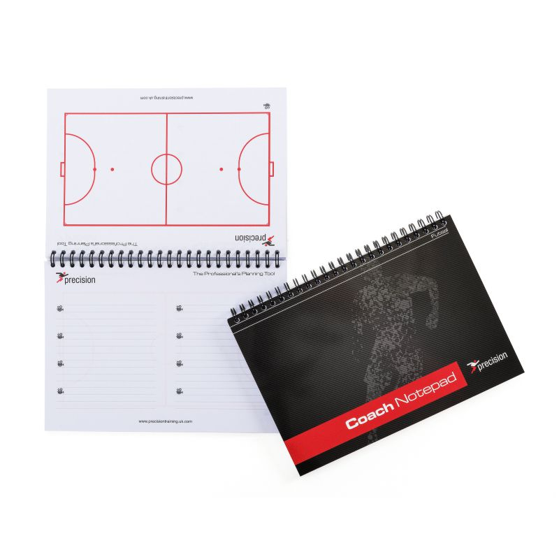 Precision A5 Futsal Coach Notepad