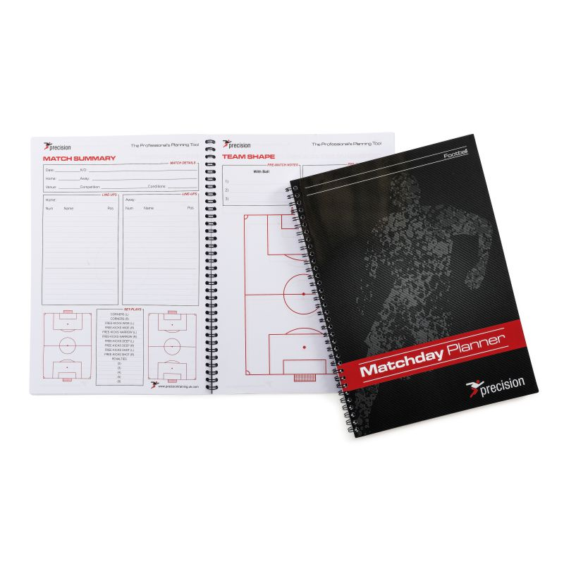 Precision A4 Match Day Planner