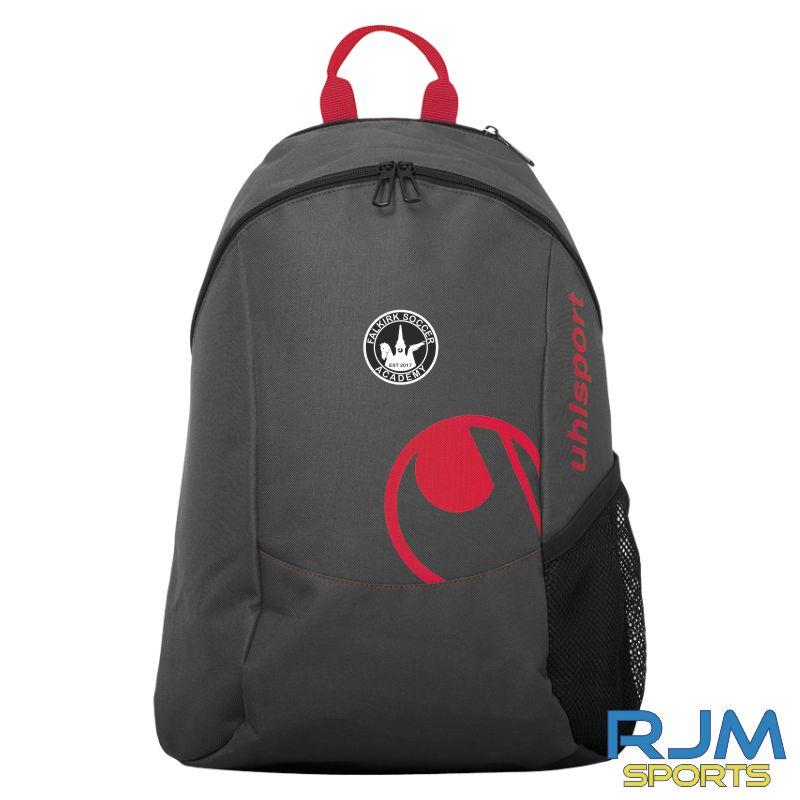 Falkirk Soccer Academy Essential Backpack Anthra Red