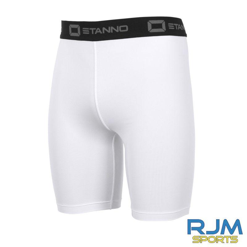 Garnkirk Community FC Stanno Centro Base Layer Shorts White