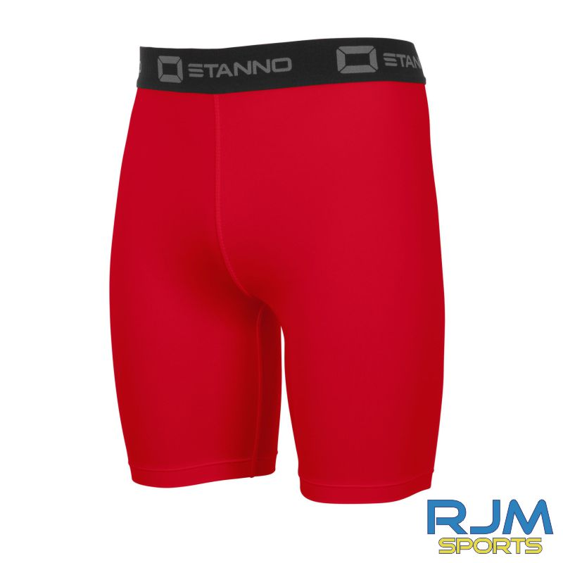 Garnkirk Community FC Stanno Centro Base Layer Shorts Red