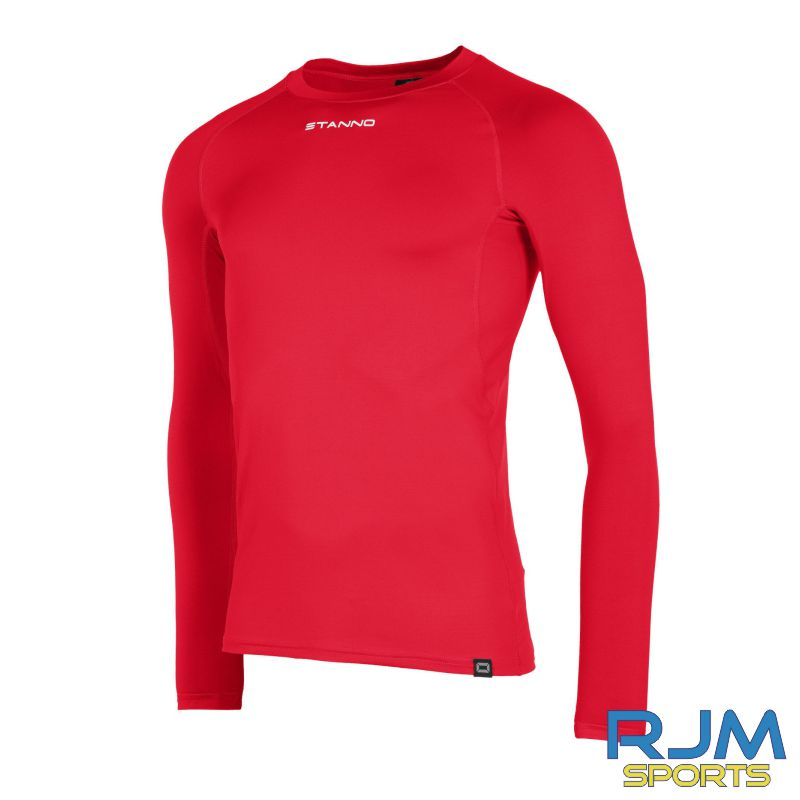 Garnkirk Community FC Stanno Pro Base Layer Red