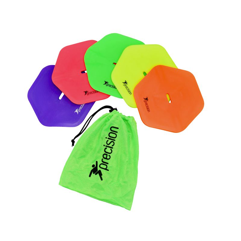 Precision Pro HX Flat Markers (Set of 10) Various Colours