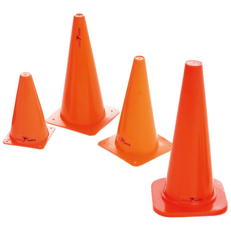 Precision Traffic Cones (Set of 4) Various Sizes