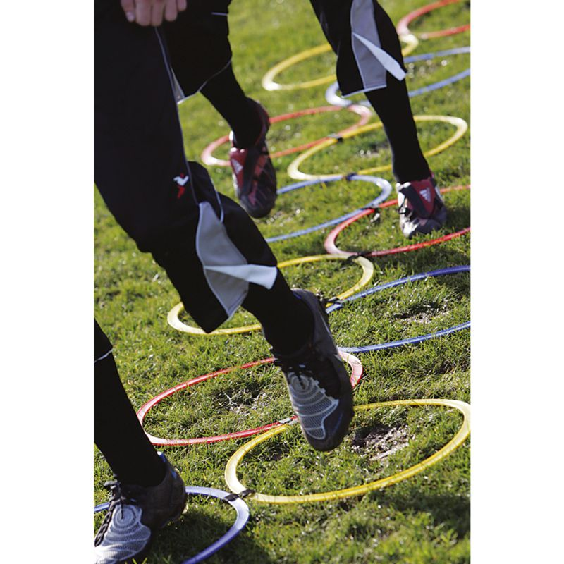 Precision Speed Agility Interlocked Hoops
