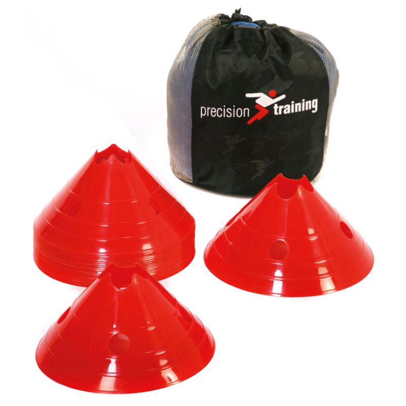 Precision Giant Saucer Cone (Set of 20) Various Colours