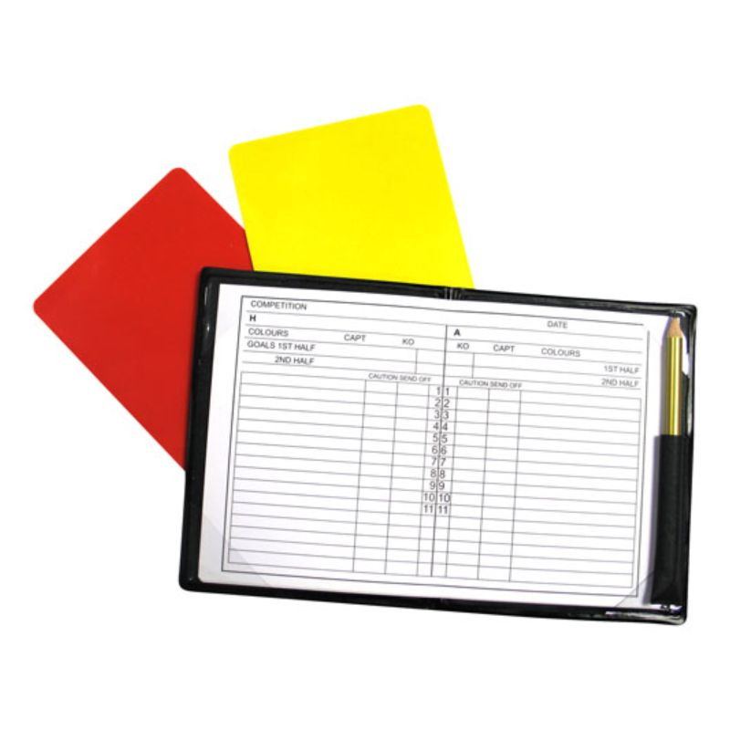 Precision Referee's Notebook