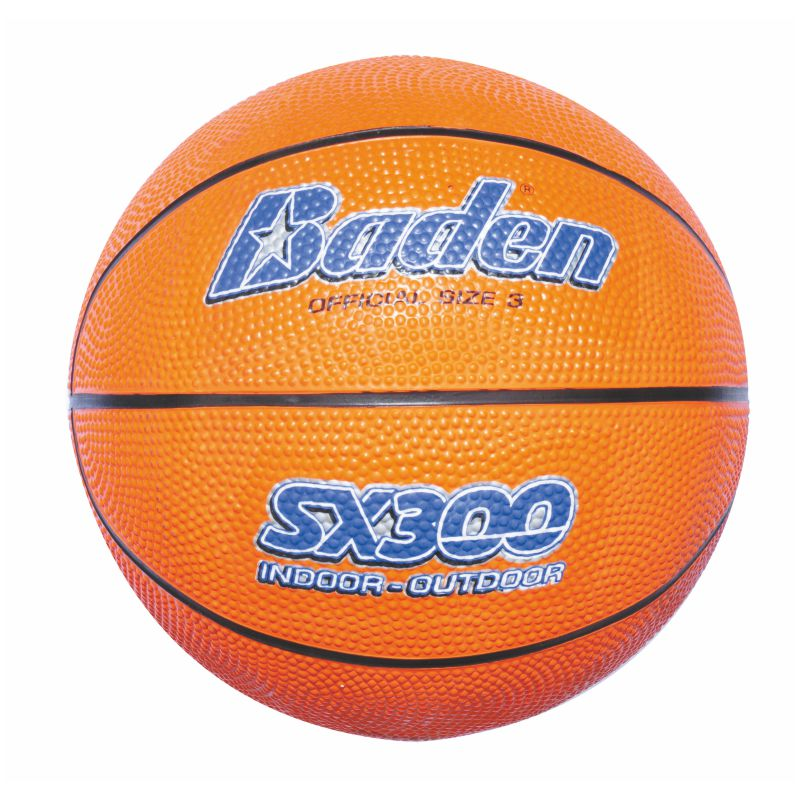 Baden Tan Rubber Basketballs