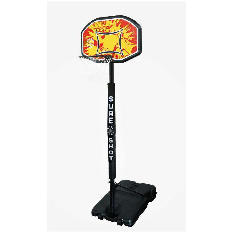 Sure Shot Telescopic Portable Basketball System