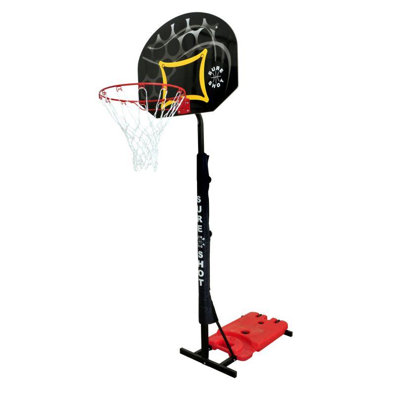 Sure Shot Easishot Portable Basketball System