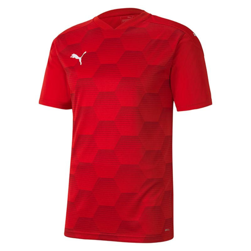 Puma Final Graphic Short Sleeve Shirt