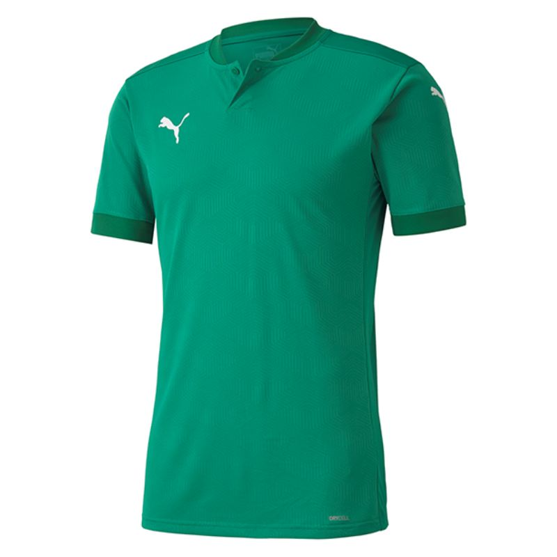 Puma Final Short Sleeve Shirt