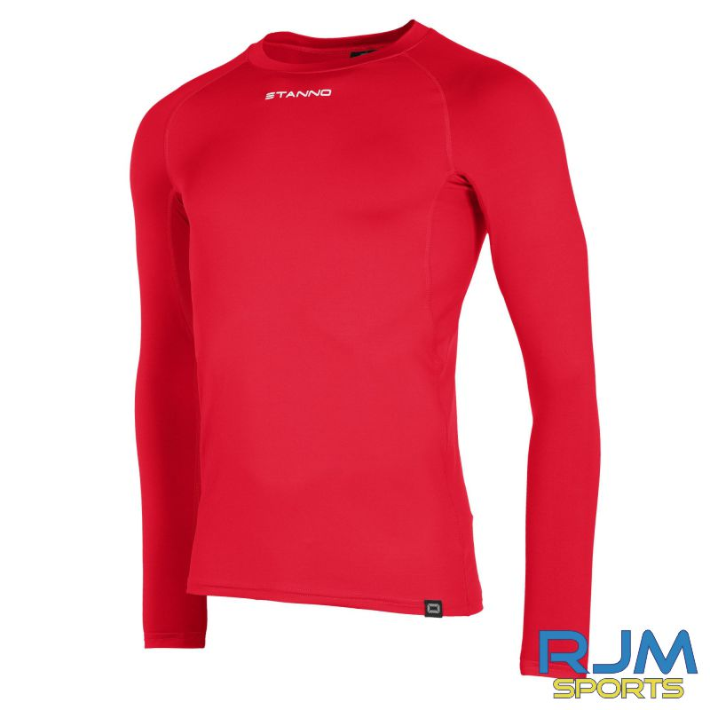 PPA Goalkeeping Stanno Pro Long Sleeve Base Layer Red
