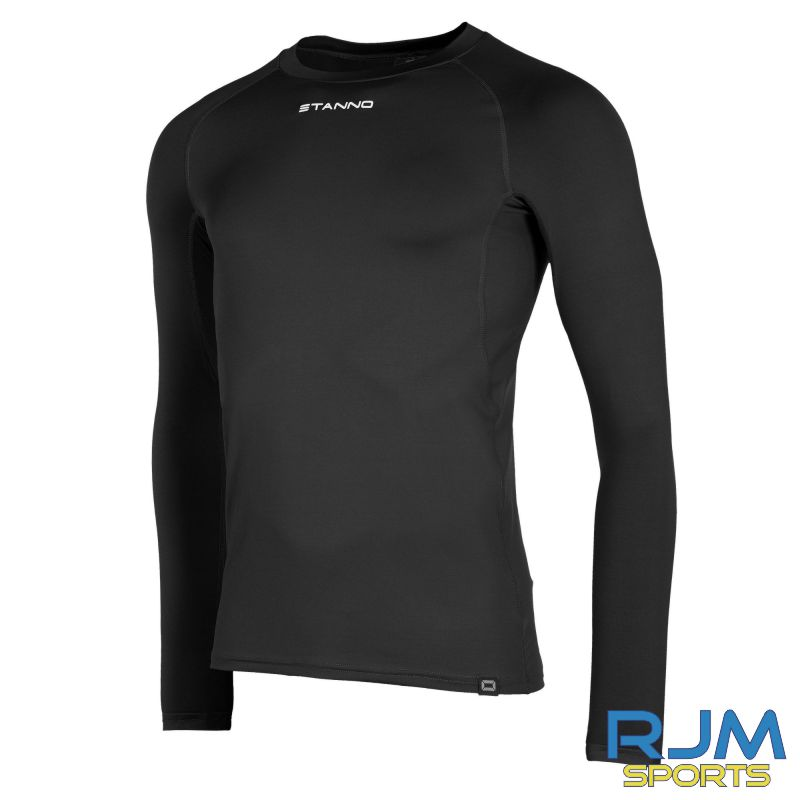 PPA Goalkeeping Stanno Pro Long Sleeve Base Layer Black