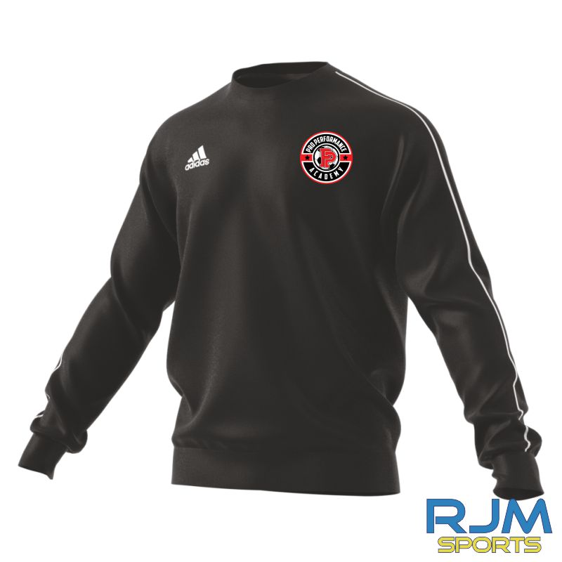PPA Goalkeeping Adidas Core 18 Sweat Top Black/White
