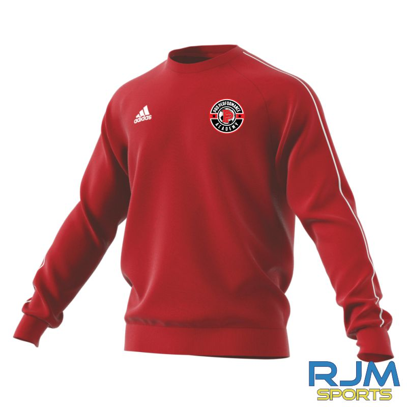 PPA Goalkeeping Adidas Core 18 Sweat Top Power Red/White