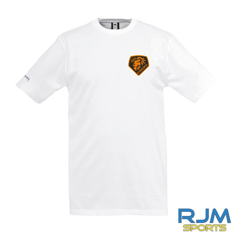 SJFC Uhlsport Teamsport T-Shirt White