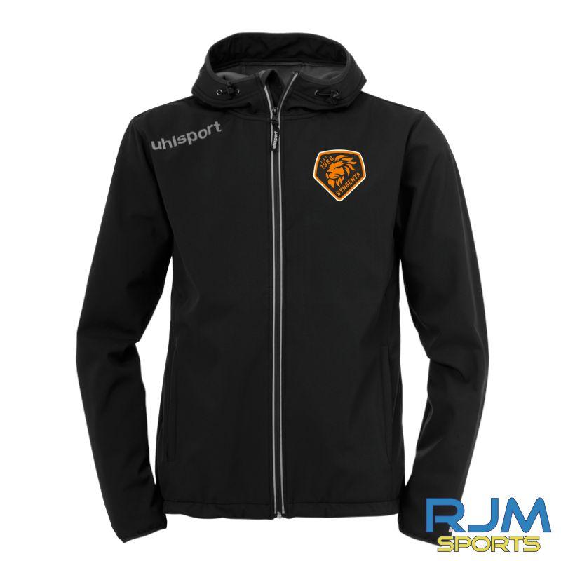 SJFC Uhlsport Essential Softshell Jacket Black