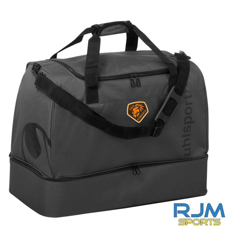 SJFC Uhlsport Essential 2.0 Players Bag Anthra/Black (Various Sizes)