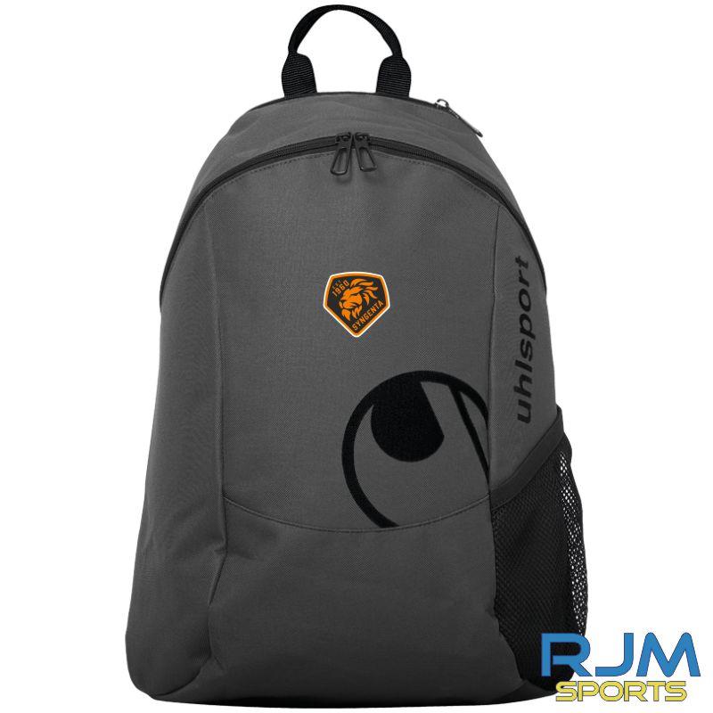 SJFC Uhlsport Essential Logo Backpack Anthra/Black