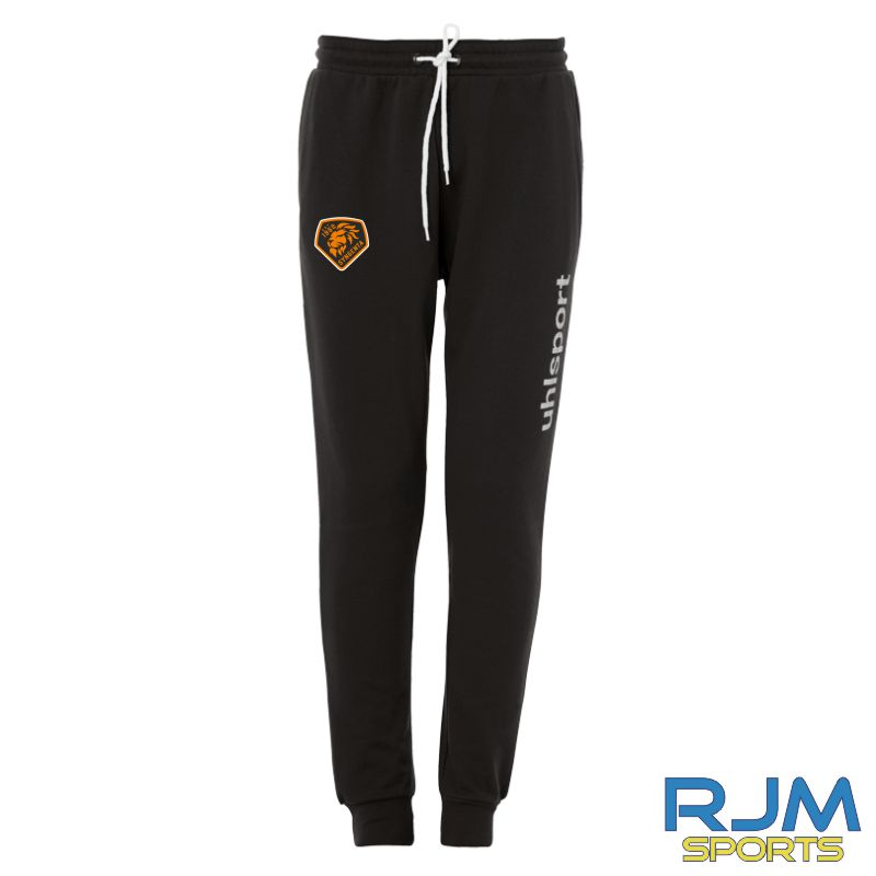SJFC Uhlsport Essential Modern Sweatpants Black