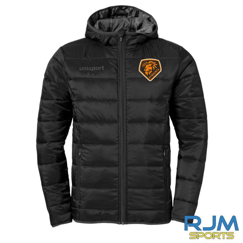 SJFC Uhlsport Essential Lite Down Jacket Black