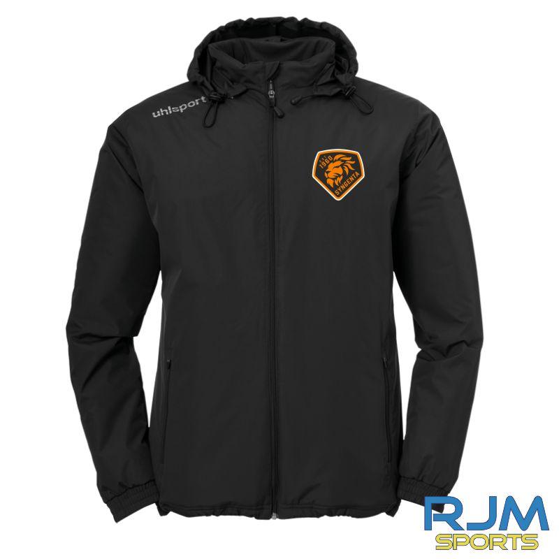 SJFC Uhlsport Essential Coach Jacket Black