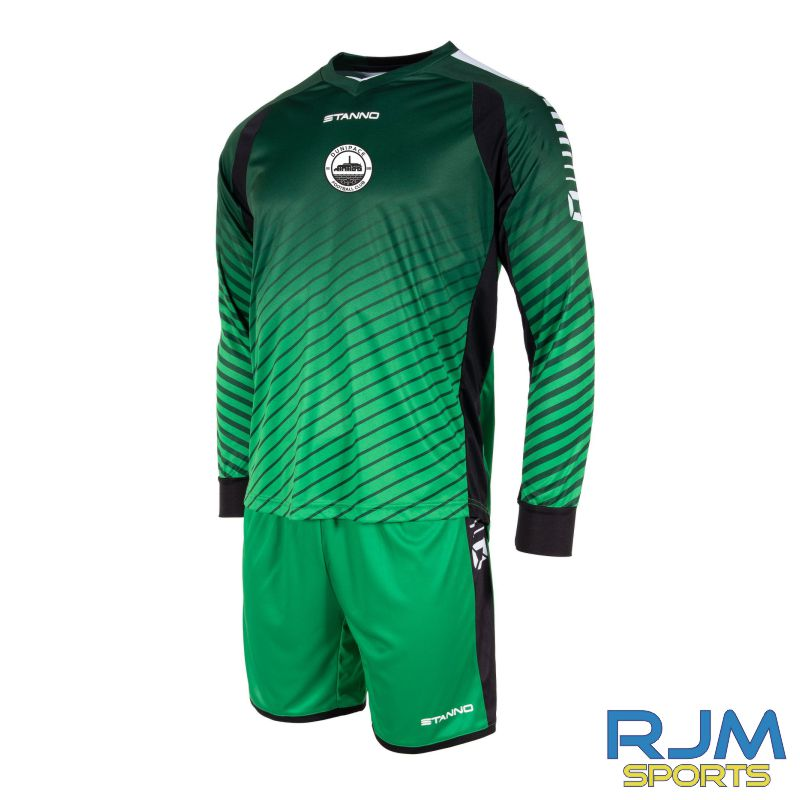 Dunipace FC Stanno Blitz GK Set Green